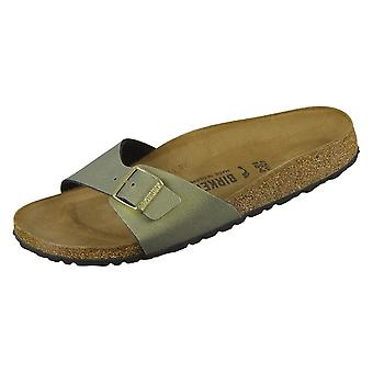 Birkenstock Madrid 1014295 home summer women shoes