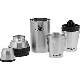 Stanley Adventure Happy Hour 2x System Shaker and Glasses Set - Stainless Steel
