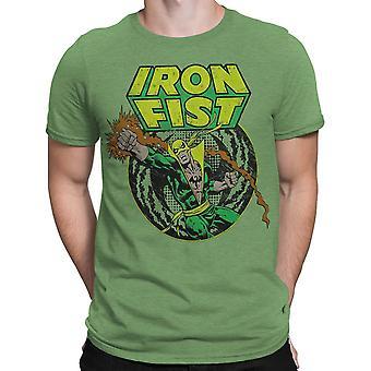 Iron Fist Power punch menn ' s T-skjorte