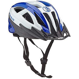 KED Bike Helmet FC Schalke 04 - Unisex - Fahrradhelm FC Schalke 04 - blue/white - M