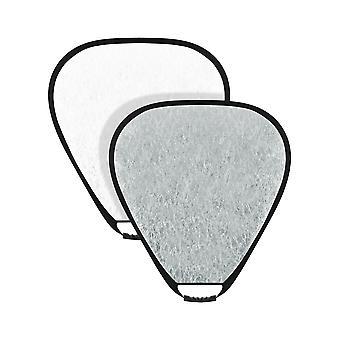 Réflecteur de main BRESSER TR-20 80cm blanc/argent