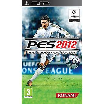 Pro Evolution Soccer 2012 (PSP) - Nouveau