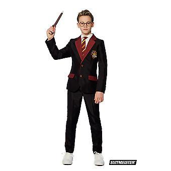 Harry Potter Wizard Costume Costume Suitmaster Slimline Economy 3 pièces