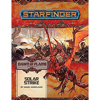 Starfinder Adventure Path Solar Strike (Dawn of Flame 5 of 6) Book