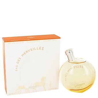 Eau Des Merveilles Perfume by Hermes EDT 100ml