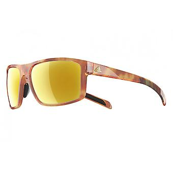 adidas Whipstart SPX Light Sport Sonnenbrille - Brown Havanna - Gold