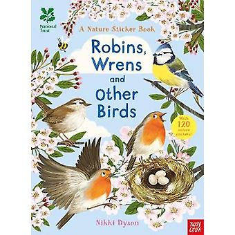 National Trust Robins Wrens and other British Birds