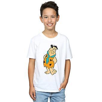 De Flintstones jongens Fred Flintstone kick T-shirt
