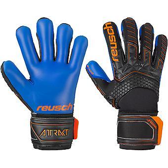 Reusch Attrakt Freegel MX2 Finger Support Torwart Handschuhe Größe