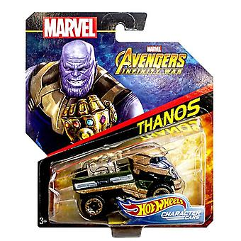 Marvel Avengers, Hot Wheels - Thanos