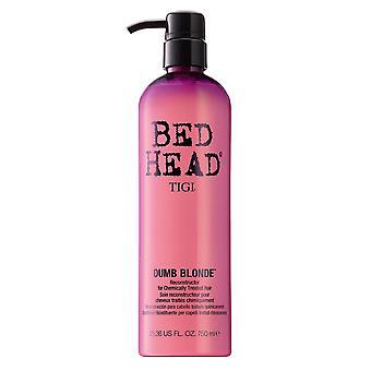 Tigi Bedhead Dumb Blonde Reconstructor 750ml Chemically Treated Hair