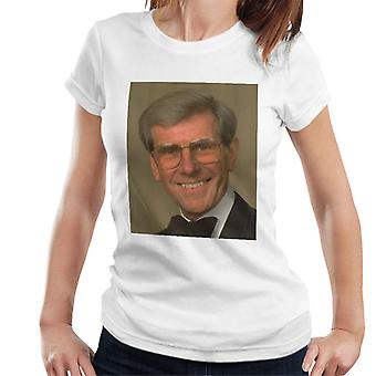 TV Zeiten Moderator Bob Holness Damen T-Shirt