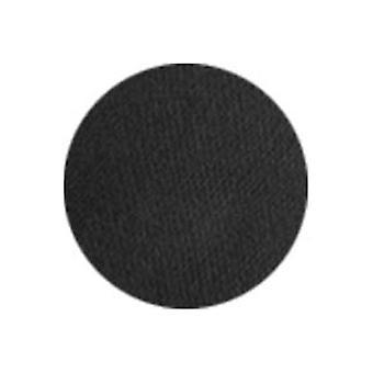 Make-up en wimpers Aqua zwart facepaint 16gr