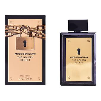 Men's Perfume The Golden Secret Antonio Banderas EDT (200 ml)