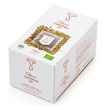 Wital Finest Organic Camomile Wrapped Tea Bags