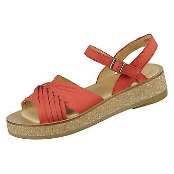 El Naturalista Tülbend N5590coral universal summer women shoes