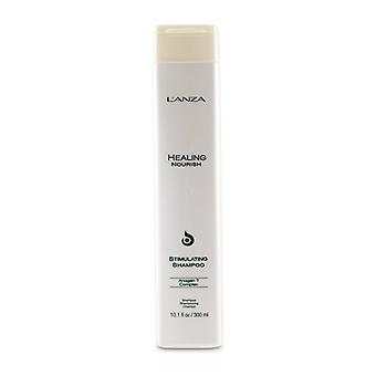 Lanza Healing Nourish Stimulating Shampoo - 300ml/10.1oz