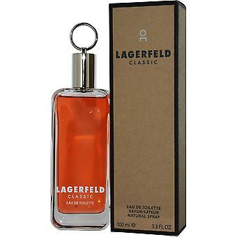 Karl Lagerfeld Lagerfeld Classic Eau de Toilette Spray 100ml