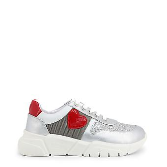 Love Moschino Original Women Spring/Summer Sneakers Grey Color - 72694