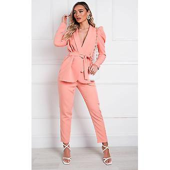 IKRUSH Womens Jess Tailored Suit Co-ord