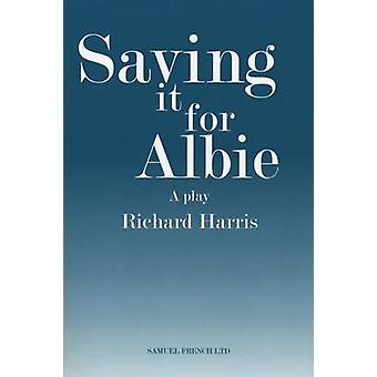 Saving it for Albie by Harris & Richard