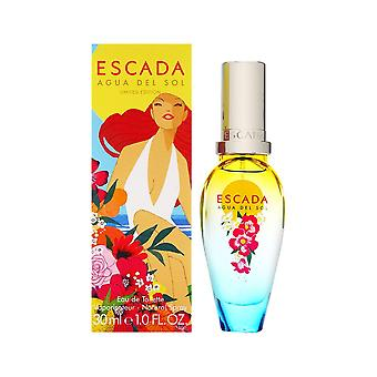 Escada agua del sol for women 1.0 oz eau de toilette spray