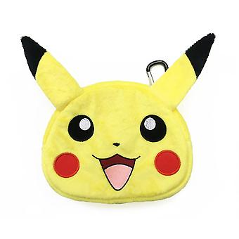 Pokemon Pikachu Plush Handväska För Nintendo 2DS/3DS/NEW 3DS/3DS XL