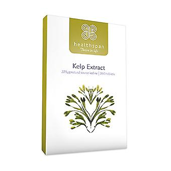 Kelp Extract - 360 Tablets