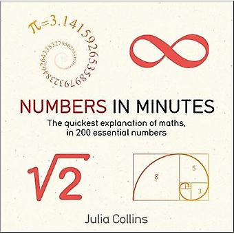 Numbers in Minutes by Julia Collins - 9781787477315 Book