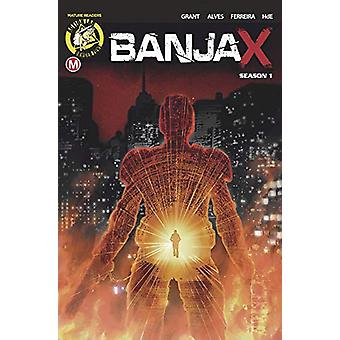 Banjax Season 1 by Rylend Grant - 9781632294951 Book