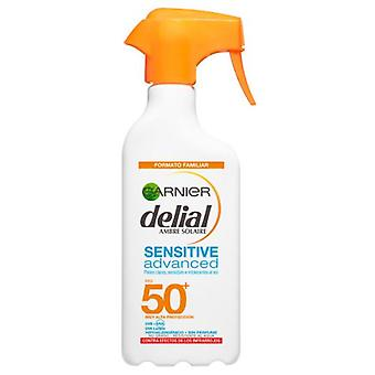 Delial Sensitive Advanced Spray for Adults Spf50+ 300 ml