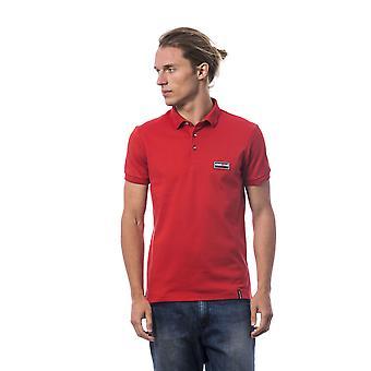 Roberto Cavalli Sport Hot Red T-shirt -- RO99452464