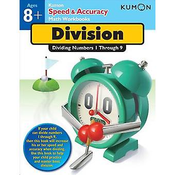 Speed and Accuracy Division by Publishing Kumon