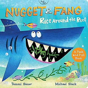 Nugget en Fang - Race Around the Reef (Board Book) door Tammi Sauer - 9