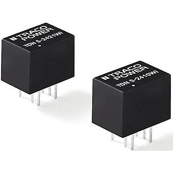 TracoPower TDN 5-2419WI DC/DC converter (print) 555 mA 5 W No. of outputs: 1 x