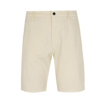 NN07 1004 Regular Fit Off White Crown Shorts