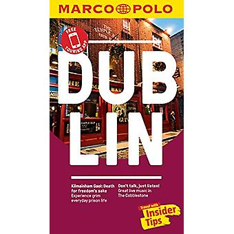 Dublin Marco Polo Pocket Travel Guide - with pull out map by Marco Po