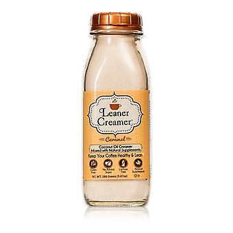 Leaner Creamer Coconut Oil Creamer Caramel Flavor