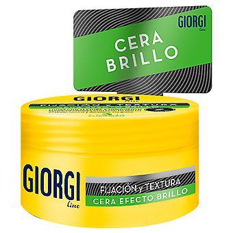 Giorgi Giorgi Fixation Styling Wax Gloss Effect 75 ml
