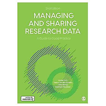 Styring og deling af forskningsdata - en vejledning om god praksis ved Louis