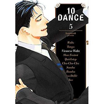 10 Dance 5 by INOUESATOH - 9781632368256 Book
