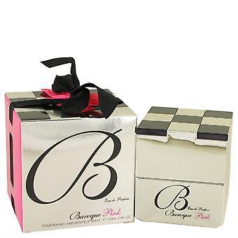 Armaf Baroque Pink Eau De Parfum Spray By Armaf 3.4 oz Eau De Parfum Spray