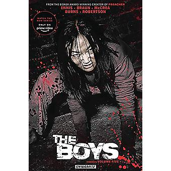 The Boys Omnibus Vol. 5 - Photo Cover Edition by Garth Ennis - 978152