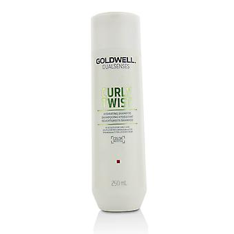Dual senses curly twist hydrating shampoo (elasticity for curly hair) 215449 250ml/8.4oz