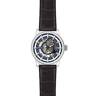Invicta  Objet D Art 22640  Leather  Watch