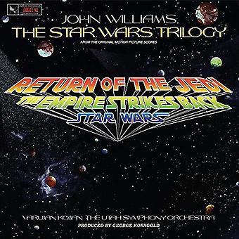 Soundtrack - Star Wars Trilogy [Vinyl] USA import