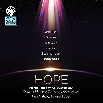 Hope [CD] USA import