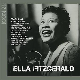 Ella Fitzgerald - Icon [CD] USA import