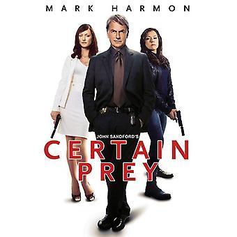 Certain Prey [DVD] USA import