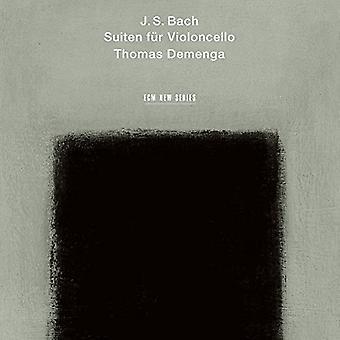 Demenga * Thomas - J.S. Bach: The sex Cello Suites [CD] USA import